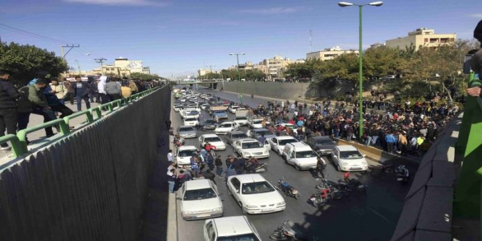 1 Killed as Protests Grip Major Iran Cities Over Gas Prices